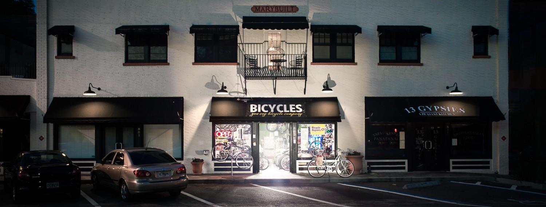 ZenCog Bicycle Company: Riverside's Bike Shop.