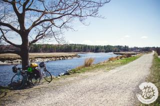 Surly Bikes on Bike Tour