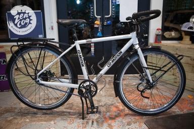 Co-Motion Bike Build by ZenCog | Jacksonville, FL