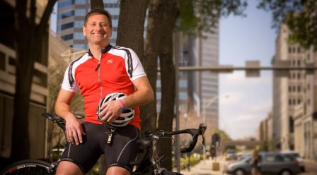Chris Burns, Cycling Attorney